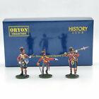 ORYON 1:32 Metal Soldiers 6017 British Infantry 42ND Regt Royal Highland Used