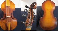 "Baroque Style SONG Brand Maestro 7 strings 25"" bass viola da gamba #12160"