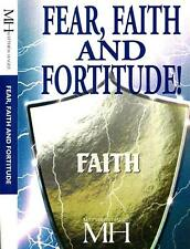 Fear Faith & Fortitude - 3 Dvds - Matthew Hagee - Sale Rare ! LowestPriceEver !