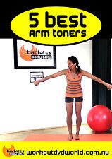 Barre Toning EXERCISE DVD - Barlates Body Blitz - 5 Best Arm Toning Exercises!