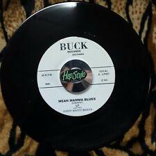 "45Rpm✦LP & HIS DIRTY WHITE BUCKS✦""Mean Mama Blues""Great Uk Rockabilly Band.Hear♫"