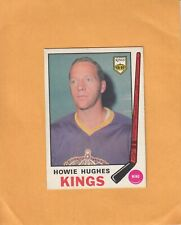 1969-70 O PEE CHEE HOWIE HUGHES NO:142  NEAR MINT    see scan