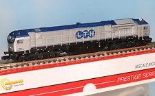 Mehano 58859, Spur N, Diesellok Blue-Tiger LTH, 6-achsig, Epoche 5-6