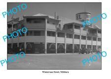 6 x 4 PHOTO OF OLD WINTERSUN HOTEL MILDURA VICTORIA 1