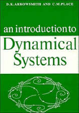 Book BC50 AN INTRODUCTION TO DYNAMICAL SYSTEMS. ARROWSMITH, PLACE (PAPERBACK)