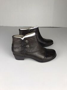 earth origins Boots Women's 6M Brown Leather