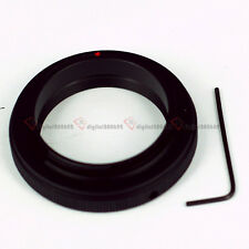 T2 T mount Lens to SONY DSLR AF MA Adapter Ring For A700 A390 A900 A290 A380