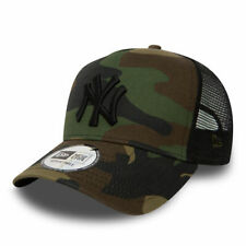 NEW ERA MLB CLEAN TRUCKER CAP NEW YORK YANKEES NY GORRA ORIGINAL 11579473 CAMO