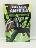 Captain America: Hail Hydra! Marvel TPB Trade Paperback Free Shipping