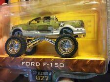 HIGH PROFILE Ford F-150 Collector #027 minor shelf wear MIP 1/64 scale 4X4 TRUCK