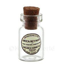 Miniatura Per Casa Delle Bambole Areca Noci Pasta In Vetro Farmacista Unguento