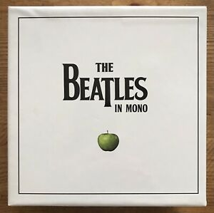 "THE BEATLES ""IN MONO 13CD BOX SET"" COMPLETE RECORDINGS - 10 ALBUMS - 185 SONGS"