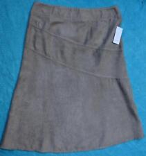 Noni B Quality Black Straight Sueded Skirt. Size 18 Stylish Skirt