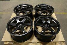 """Rota Grid Drift 18"""" Alloys Evo 350Z Skyline S14A 200sx RX7 Supra Nissan 5x114.3"""