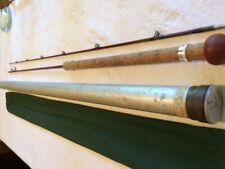 Vintage 1949 Orvis Battenkill Bamboo Spinning Rod 7 1/2 Serial #10471- 2 pc.