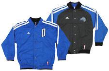 adidas Orlando Magic NBA Boys Youth On Court Reversible Jacket, Blue-Black