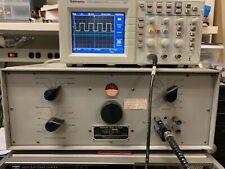 Sg 298u Vintage Signal Generator Test Equipment Turns On