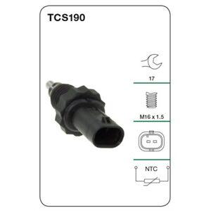 Tridon Coolant sensor TCS190 fits Audi Q5 2.0 TDI Quattro (8R) 125kw, 2.0 TDI...