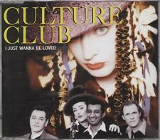 Culture Club - I Just Wanna Be Loved (CD Single)