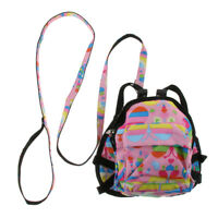 Pet Backpack Small Dog Self Mini Carrier Back Pack Pocket Saddle Bags