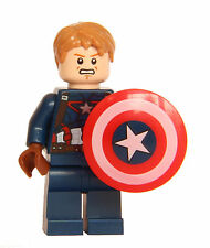 LEGO 2015 *New* Marvel Avengers Captain America Helicarrier mini figure 76042