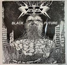 "Vektor - Black Future 2X 12"" LP White Vinyl Rare Ltd 200 Megadeth Voivod Coroner"