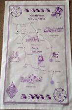 Yorkshire Tour de France Tea Towel