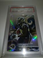 Todd Gurley 2015 Topps Platinum Rookie Card RC PSA 10 LA Rams FALCONS
