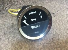 RECONDITIONED SMITHS Temperature gauge , JAGUAR CARS , WITH LED CONVERSION