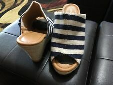 Lane Bryant Sandal Size 8 Wide Used