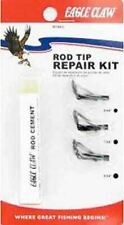 Eagle Claw Gtaec Rod Tip Repair Kit w/Glue Gold