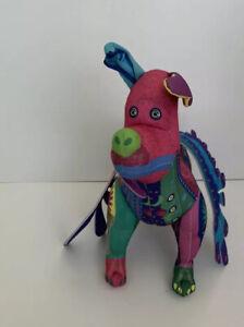 Disney Pixar Coco Dante Alebrije Plush Soft Stuffed Doll Figure 33cm high