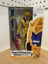 Power Rangers Lightning Collection Mighty Morphin Goldar 6 inch figure NEW