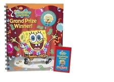 STORY READER STORY BOOK SPONGEBOB SQUAREPANTS GRAND PRIZE WINNER NICKELODEON NEW