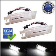 KIT Luci targa LED CAN BUS FIAT BRAVO II DAL 2007>