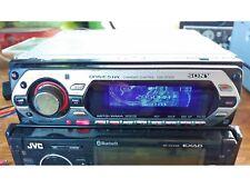Sony CDX-GT500 radio MP3 REPRODUCTOR DE CD AM FM receptor Aux In, Satellite Radio listo