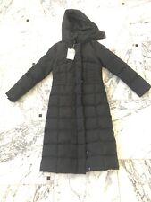 Women's Obosoyo Down Black Coat- Size Small