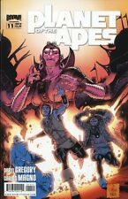 Planet of the Apes #11 Cover A Comic Book - Boom