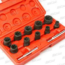 "12pcs - 3/8"" + 1/2"" DR Twist Socket Set - wheel lock nut remover / removal"