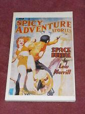 Odyssey Publications #1 1974 Spicy Adventure Stories Robert Leslie Bellem pulps