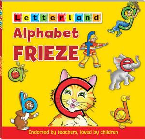 Letterland Alphabet Frieze (Frieze, 2013)