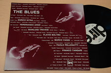 GIANLUIGI TROVERSI PAOLO PELLEGATTI..LP THE BLUES 1°ST ORIG ITALY NM ! MAI SUONA