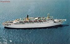 Postcard Ship Home Lines SS Doric