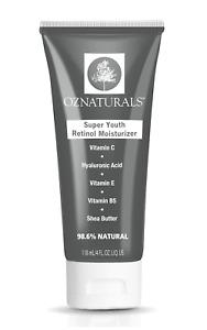 OZ Naturals OZNaturals Face Moisturizer Retinol Cream: Super Youth 816457020115