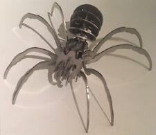 Tarantula Made With Laser Cut Metal