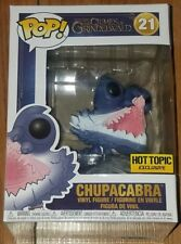 Funko Pop Fantastic Beasts Crimes of Grindelwald #21 Chupacabra Hot Topic Excl