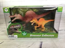 Spinosaurus Dinosaur Figures Toy Collection 3 Piece Set