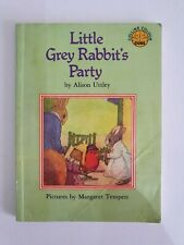 Book - Little Grey Rabbit's Party - By Alision Uttley