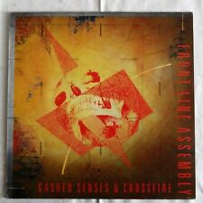 Frontline Assambly - Gashed Senses & Crossfire, LP, 1989, Third Mind Records
