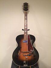 1949 Vintage Epiphone Triumph Guitar W/Original DeArmond PU and Case
